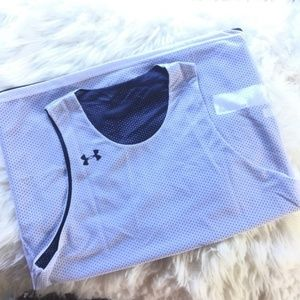 Under Armour Reversible Jersey Anti-odor 2 in 1NEW